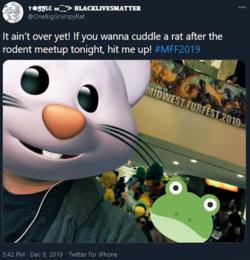 Rodent Meetup